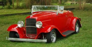 gord strongman - 32 ford roadster