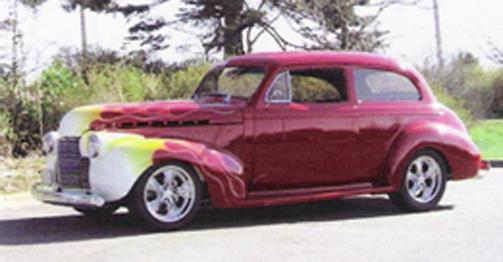 Brieland 1940 Chevrolet Tudor