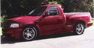 larry colwell 2001 ford lightning