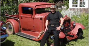Frank Waters - 1928 Ford Model A