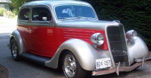gordon stewart 1935 ford tudor