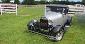 Lyall Atkinson - 1928 Model A roadster