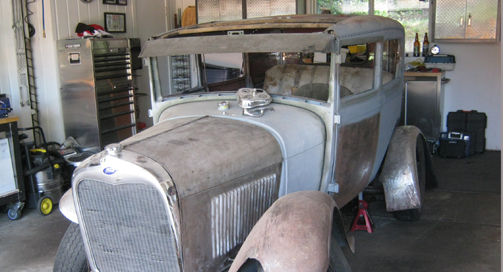 MacKay1930 Model A tudor