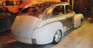 Dal Middleton - 1948 ford
