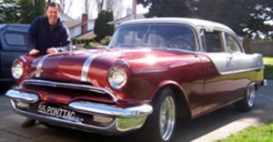 ron cain 1957 pontiac