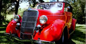 bob rivers 1935 ford cabriolet