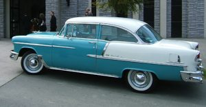 gary haltner 1955 chev belair