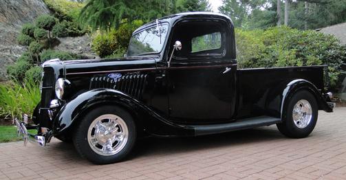 tom sinclair 1935 ford pickup