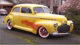 Parker - 1941 Chevrolet tudor