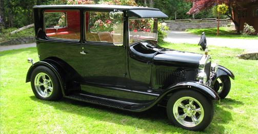 Marlon Ball - 1927 Model T