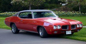 Les Pickell - 1970 Pontiac GTO