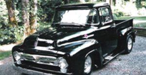 gary sangara 1956 ford F100