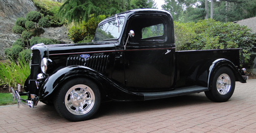 tom sinclair 1935 ford pickup