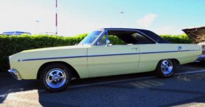 reg young 1968 dodge dart